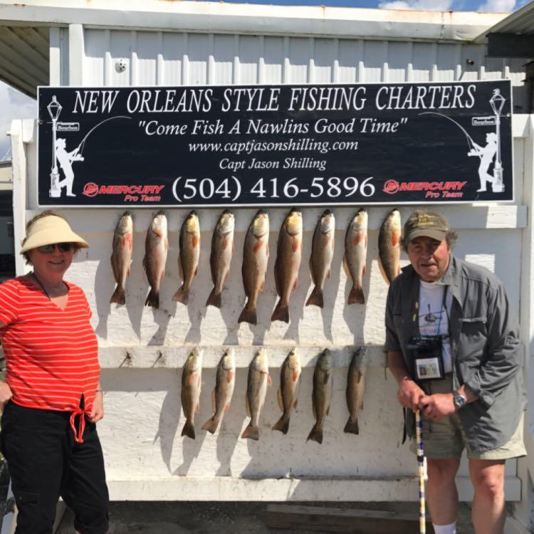 New Orleans Style Fishing Charters LLC image 28
