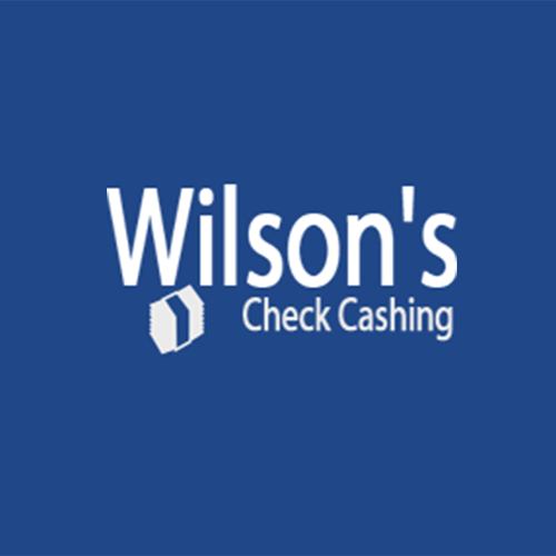 Wilson's Check Cashing