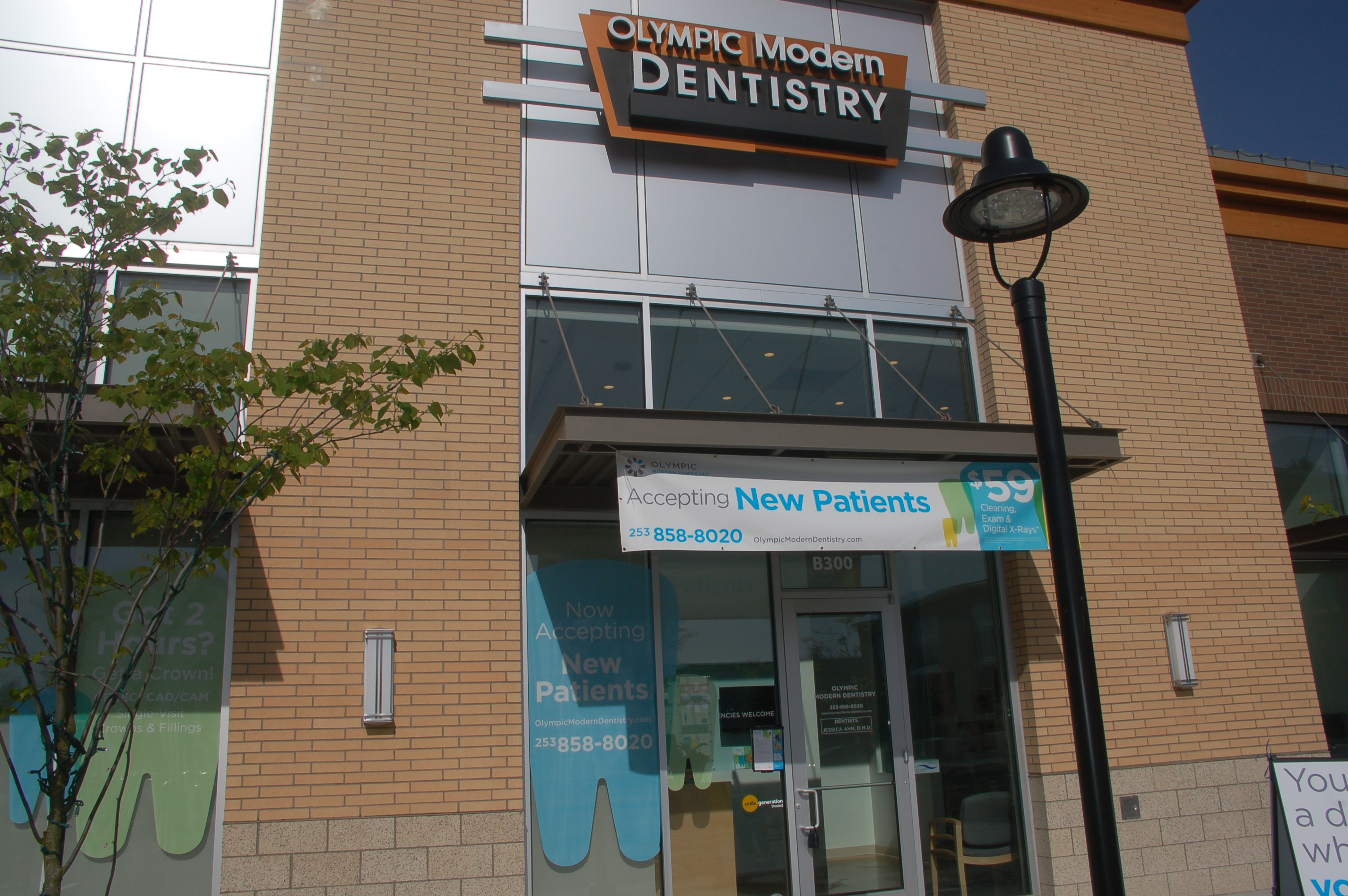 Olympic Modern Dentistry and Orthodontics image 0