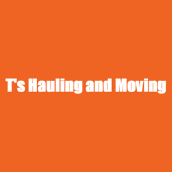 T's Hauling And Moving