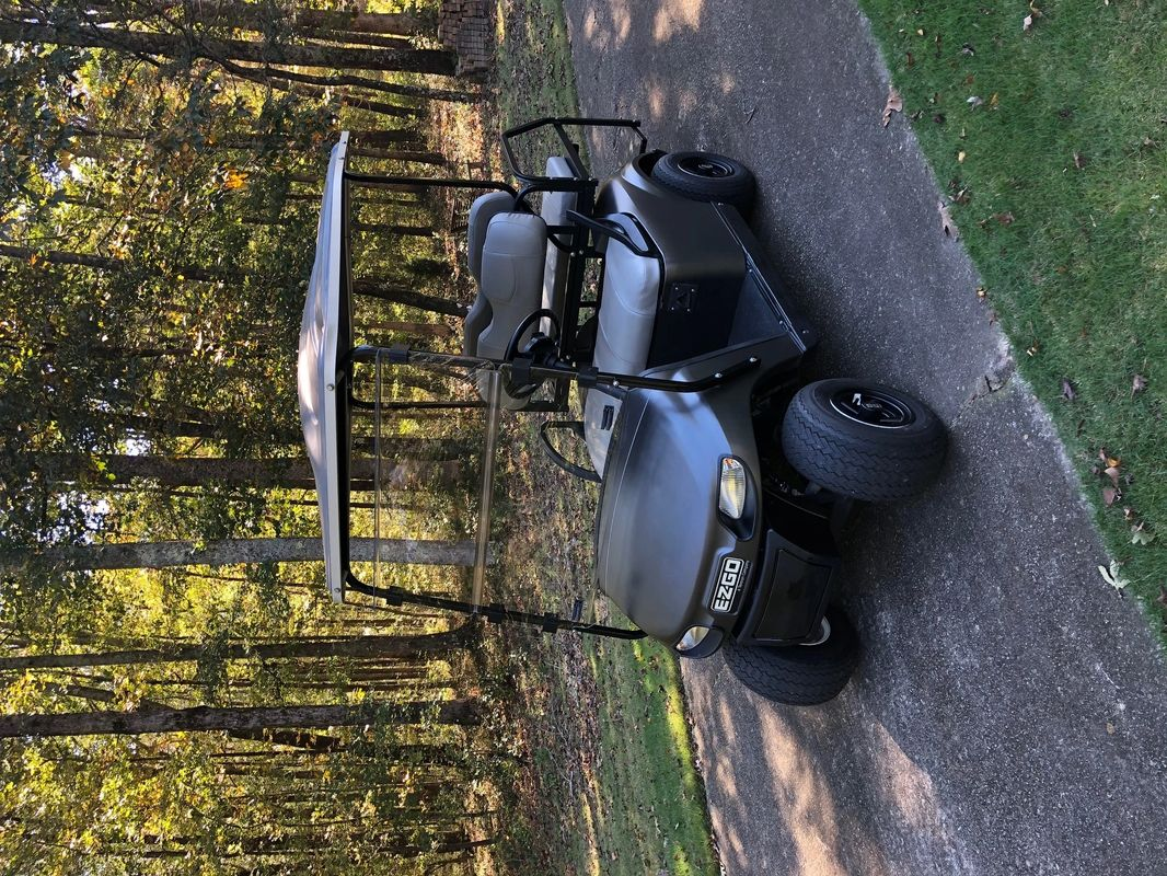 Fore Wheelers Golf Carts