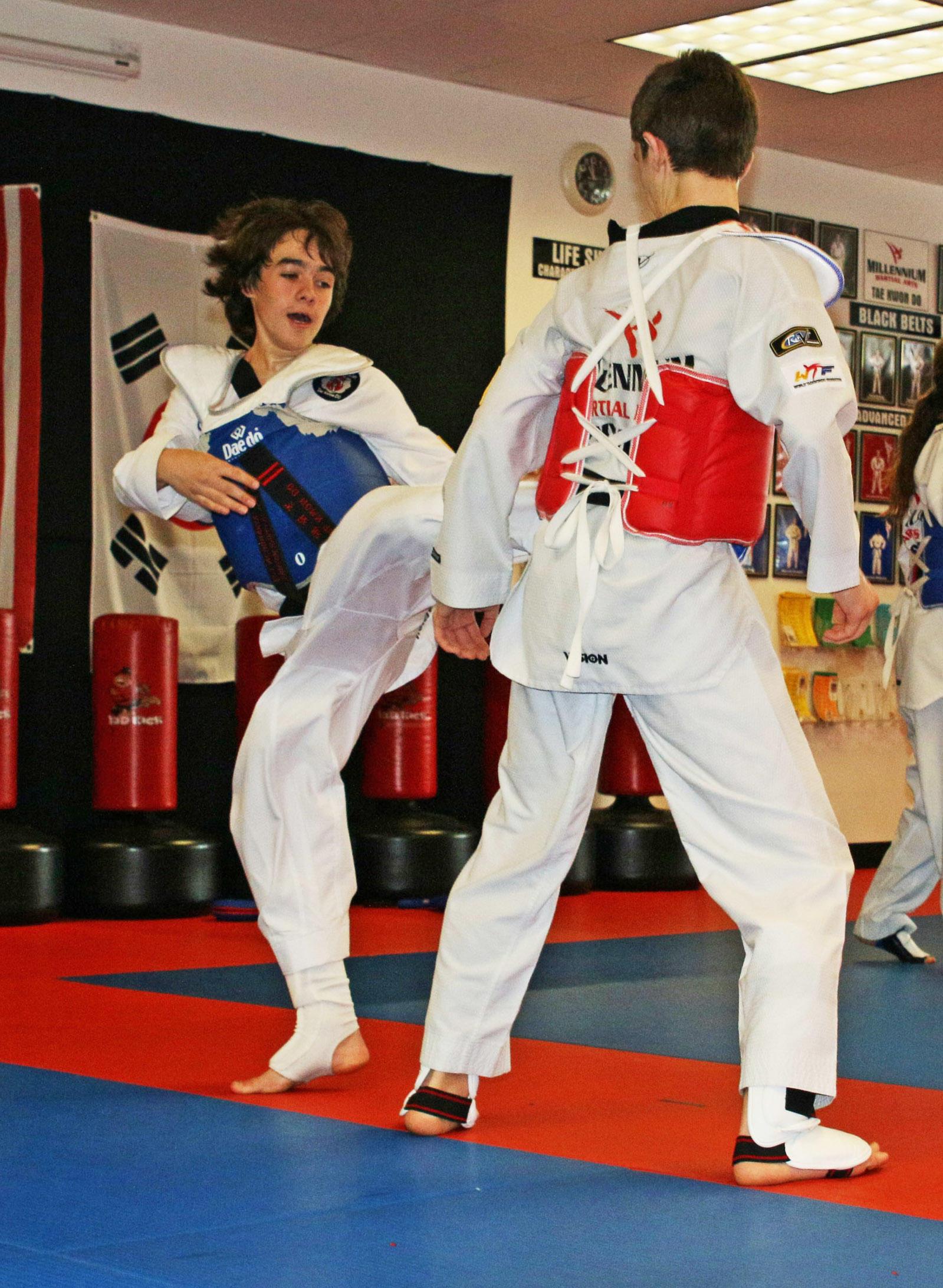 Millennium Martial Arts - Tae Kwon Do image 15