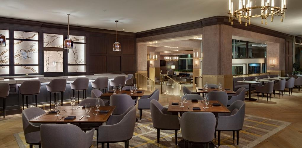 The marquette hotel curio collection by hilton in