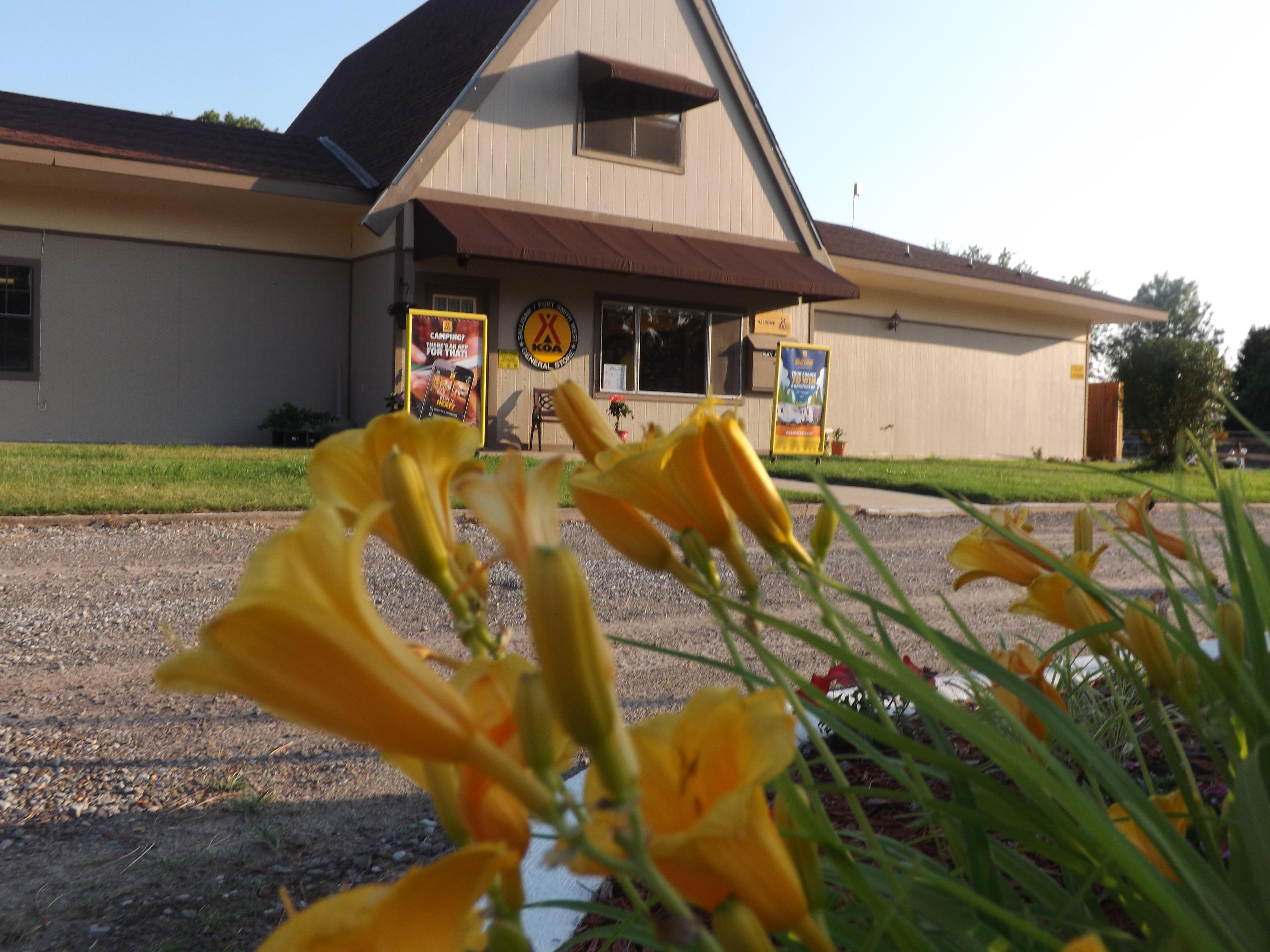 Sallisaw / Fort Smith West KOA Holiday image 21