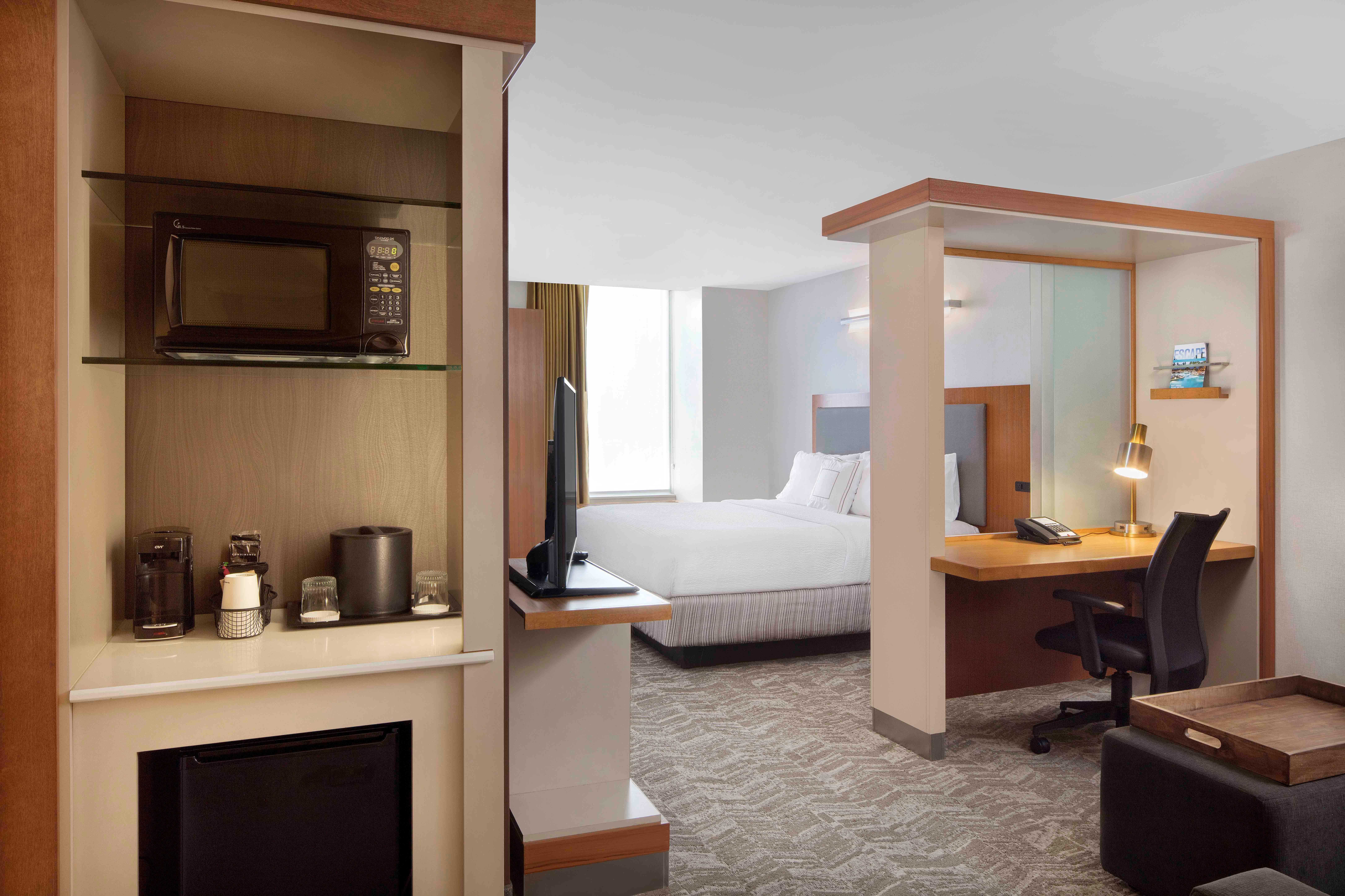 SpringHill Suites by Marriott Indianapolis Downtown image 14