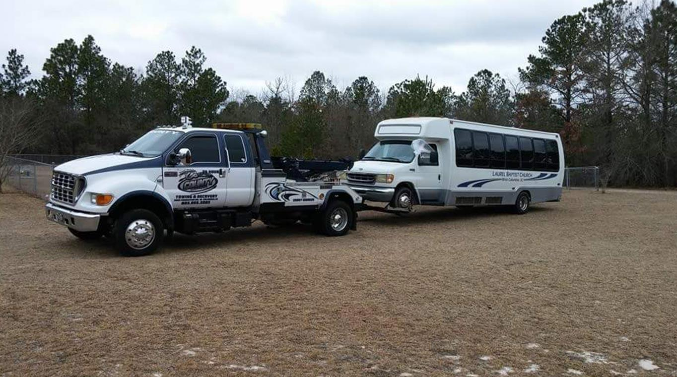 County Towing & Recovery LLC