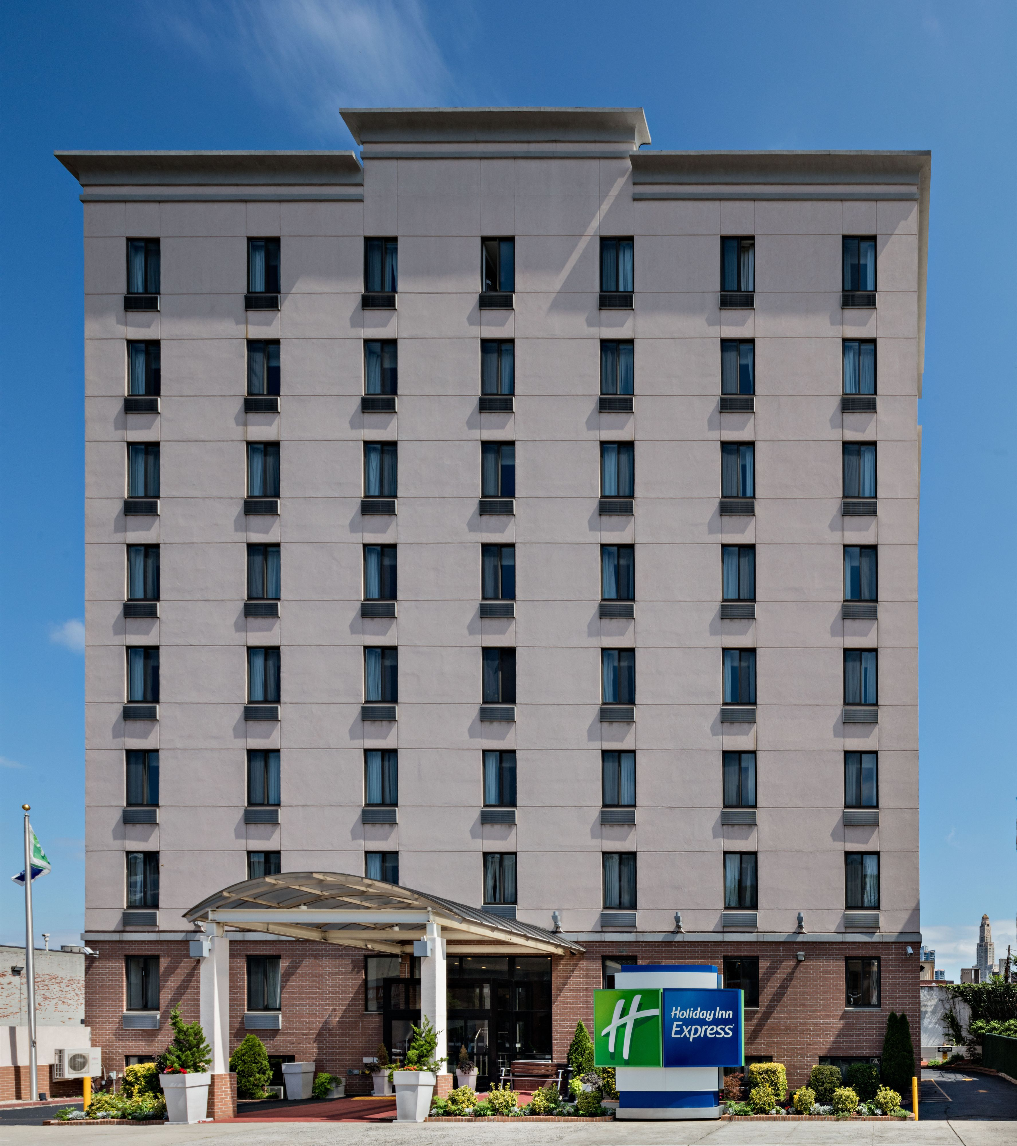 Holiday Inn Express Dallas: Holiday Inn Express New York City-Wall Street In New York