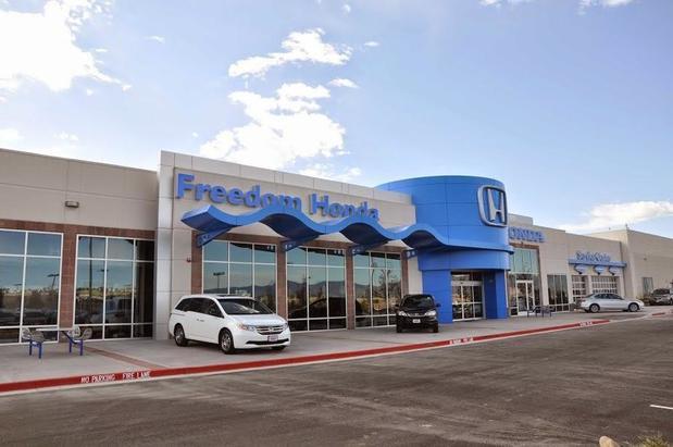 Freedom honda colorado springs co for Colorado honda dealers