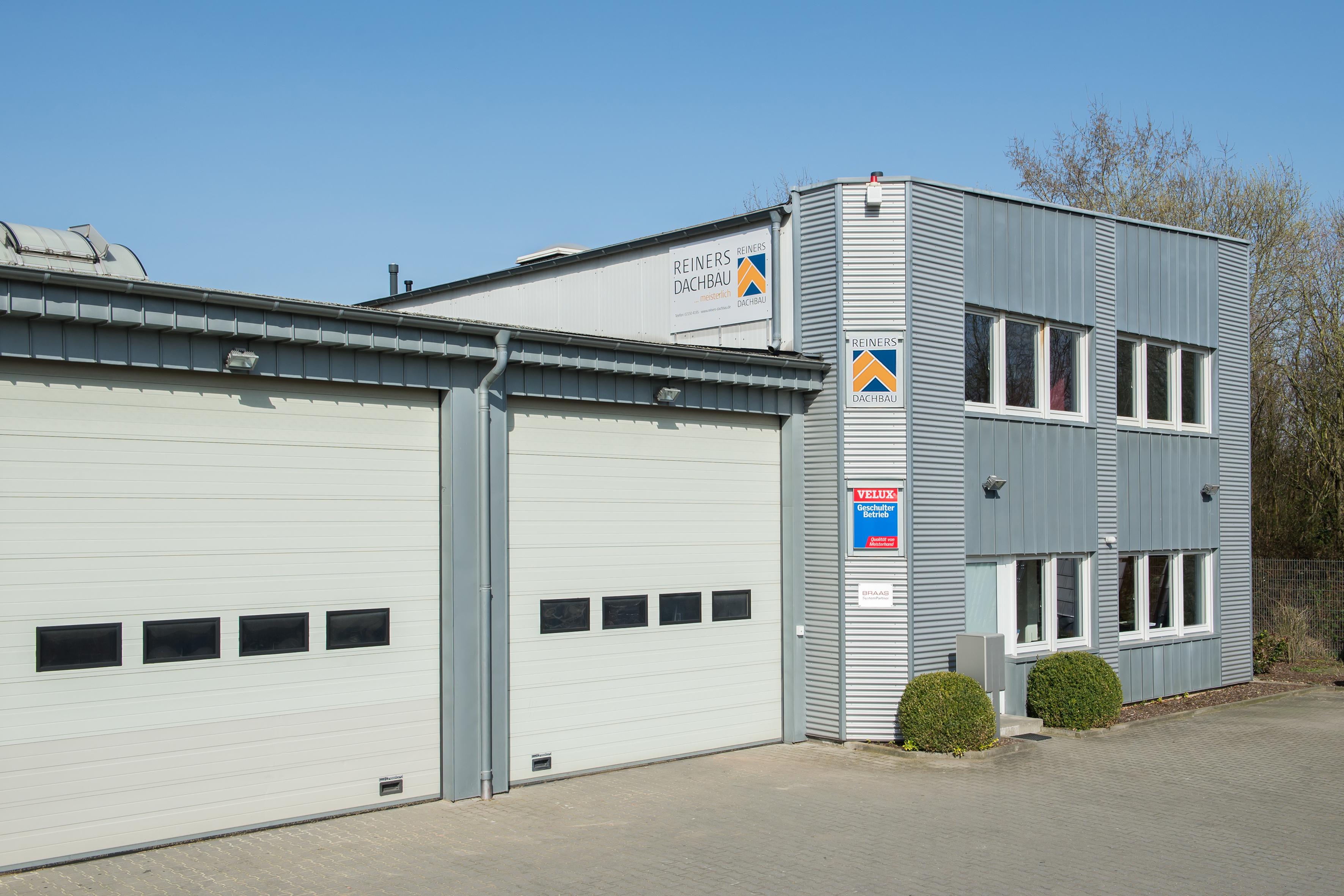Reiners Dachbau GmbH, Robert - Bosch - Straße 19 in Meerbusch