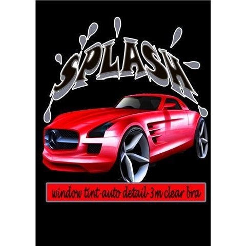 Splash Window Tinting & Auto Detail Center