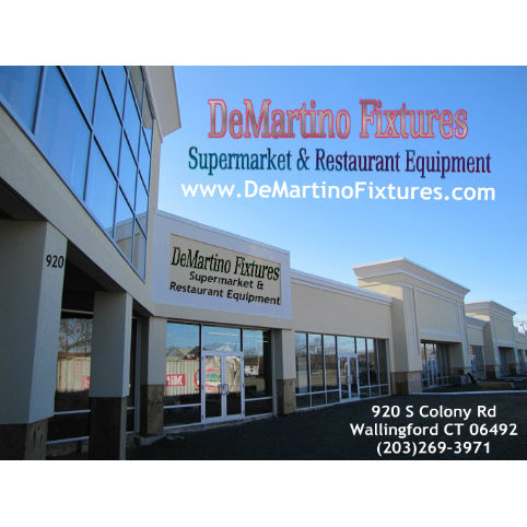 DeMartino Fixtures Restaurant and Supermaket Equipment