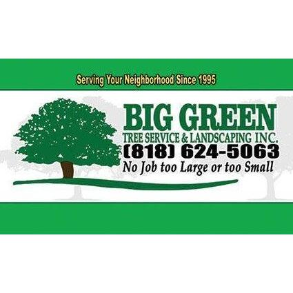 Big Green Tree Service & Landscape