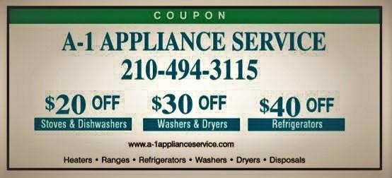 A-1 Appliance Service image 1