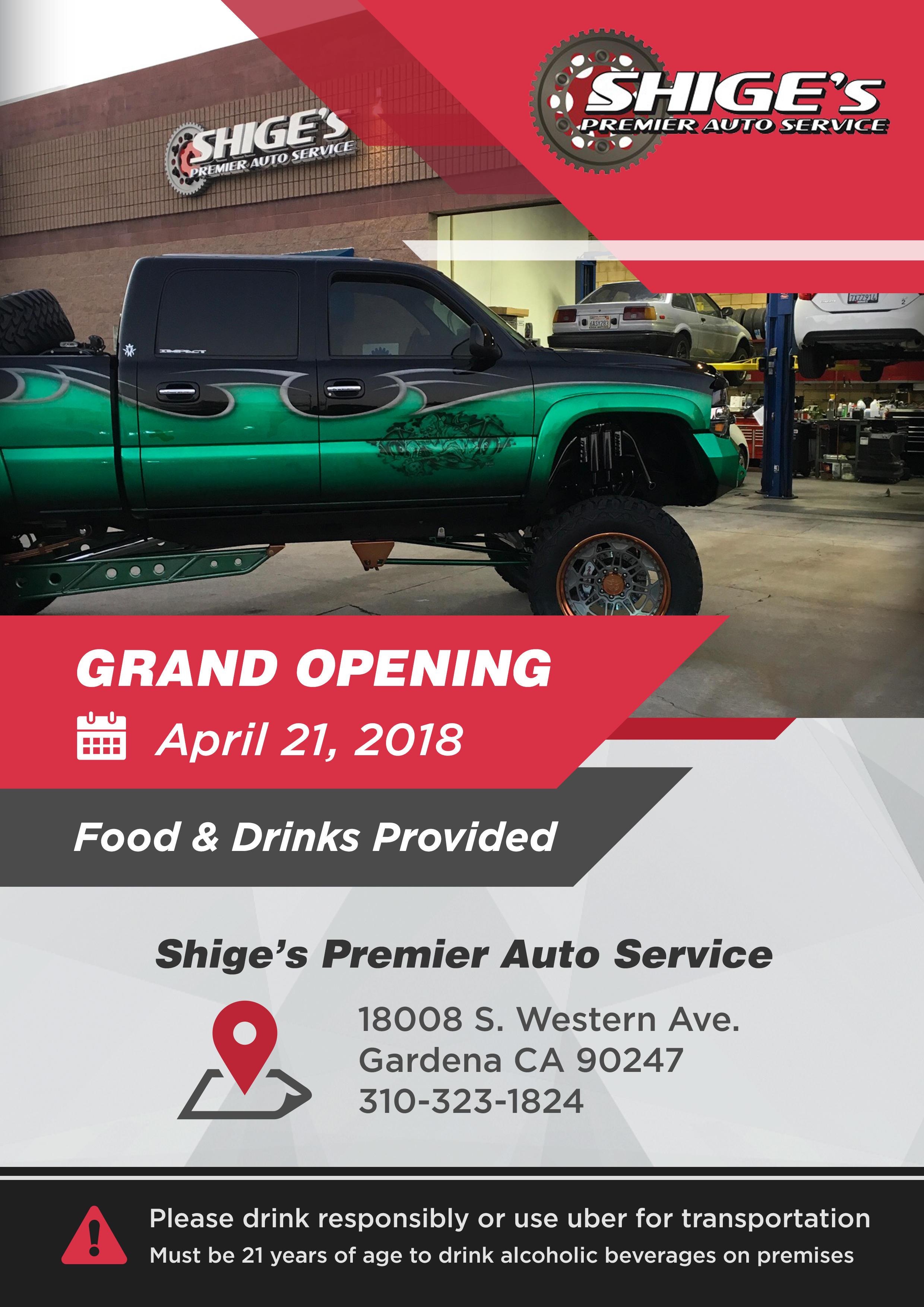 Shige's Premier Auto Service image 3