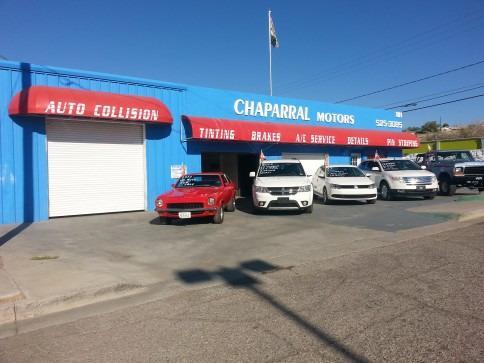 Chaparral Motors image 1