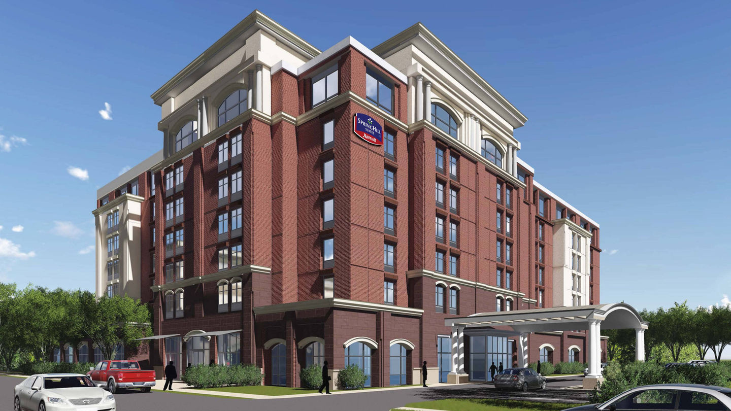 SpringHill Suites by Marriott Athens Downtown/University Area image 0