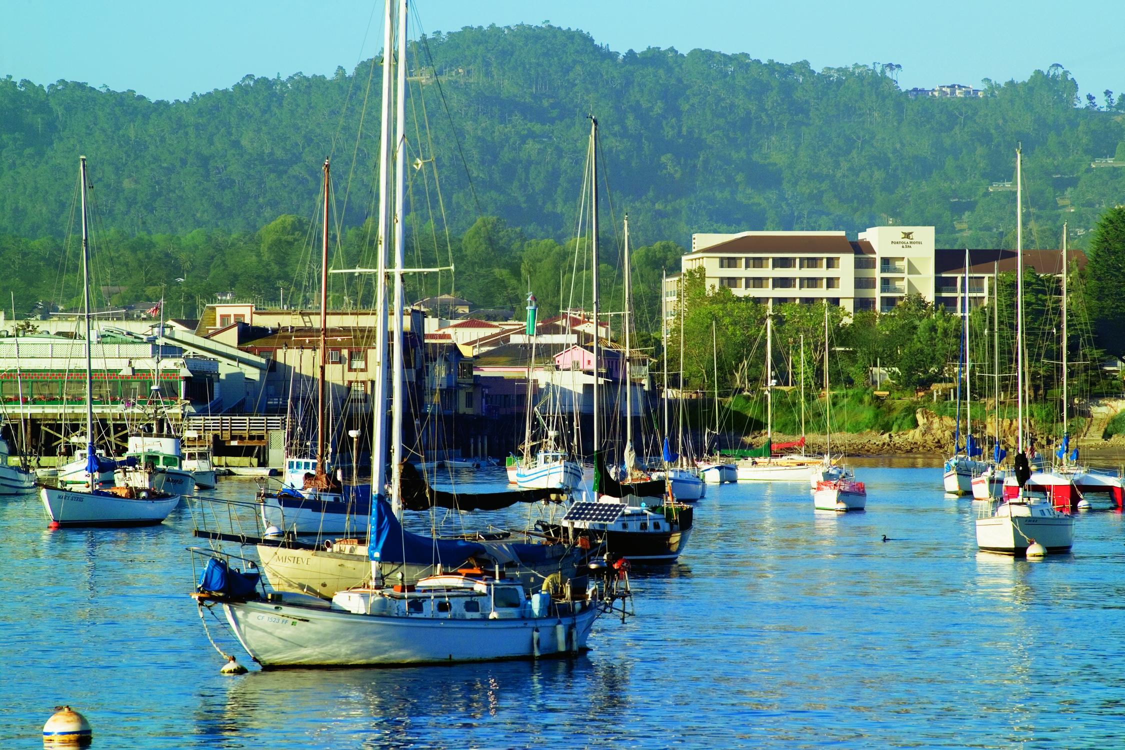 Portola Hotel & Spa at Monterey Bay image 6