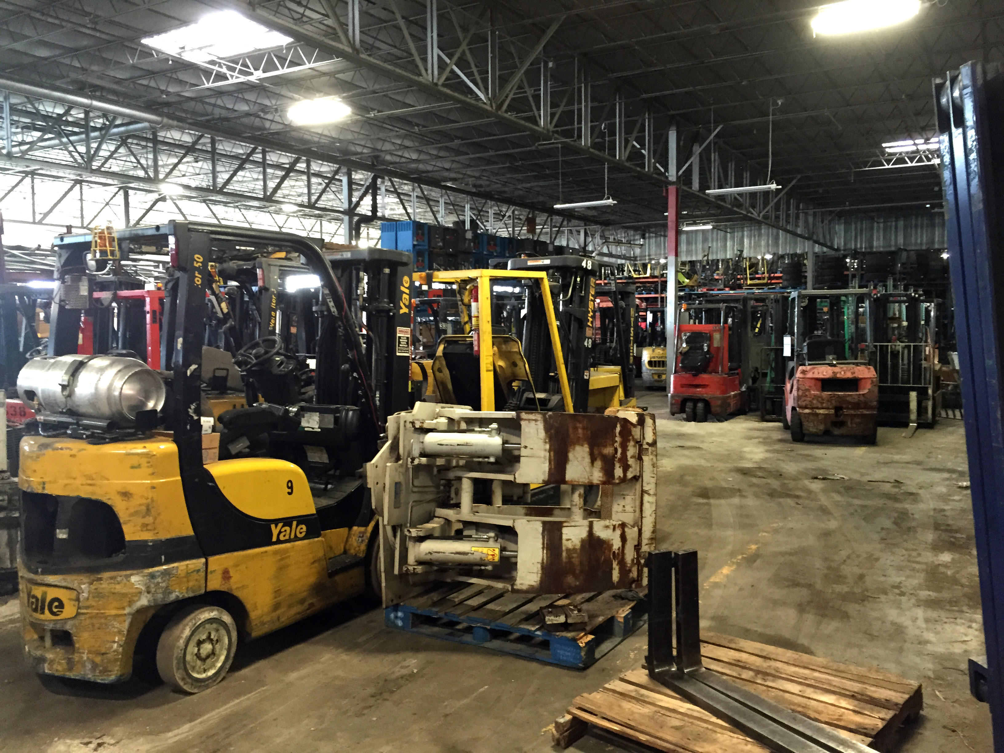 Accurate Forklift image 5