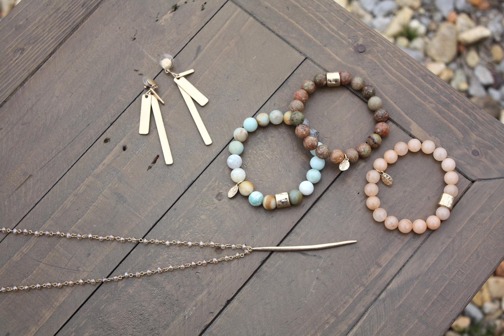 Wholesale boho jewelry.
