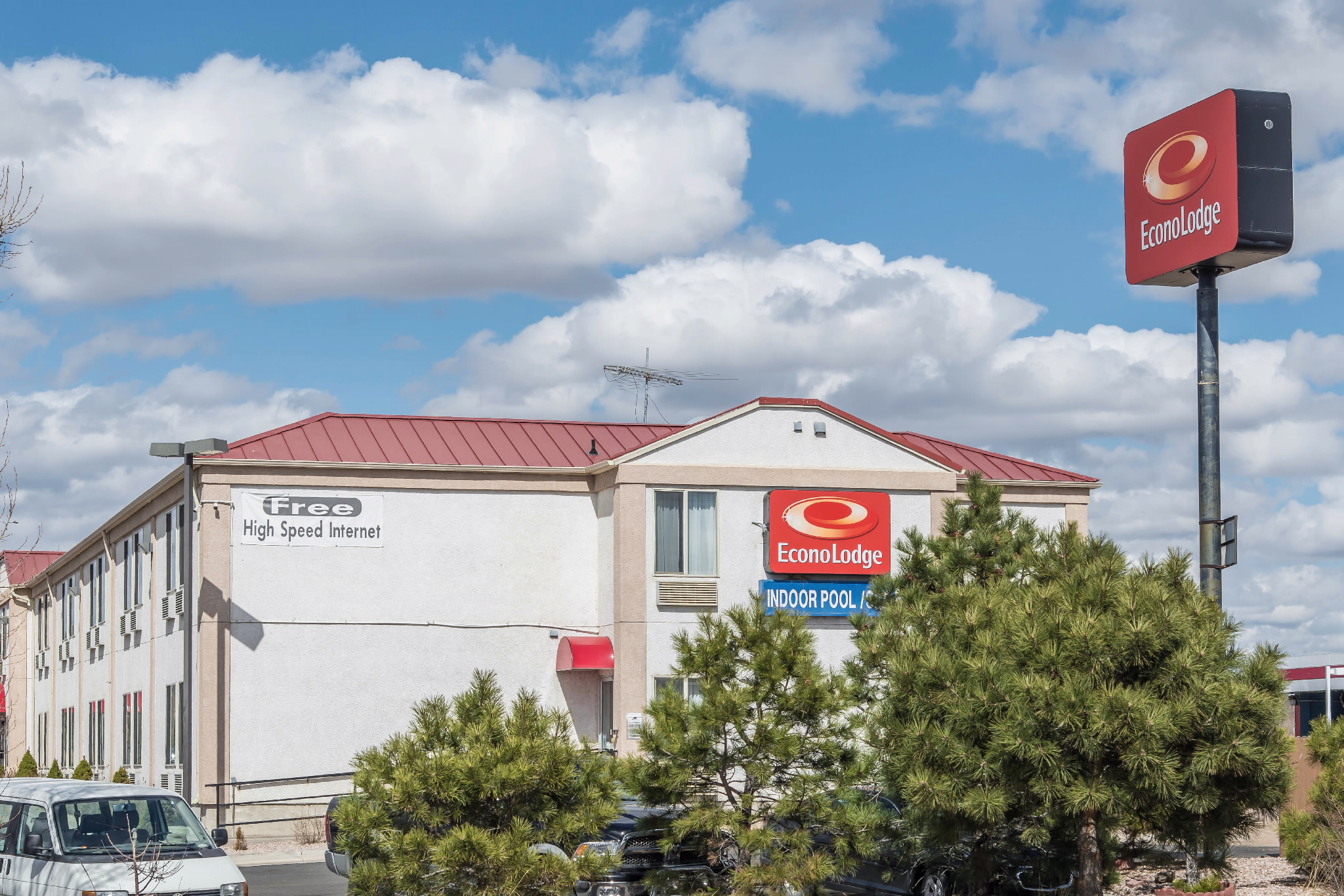 Econo Lodge Airport In Colorado Springs  Co