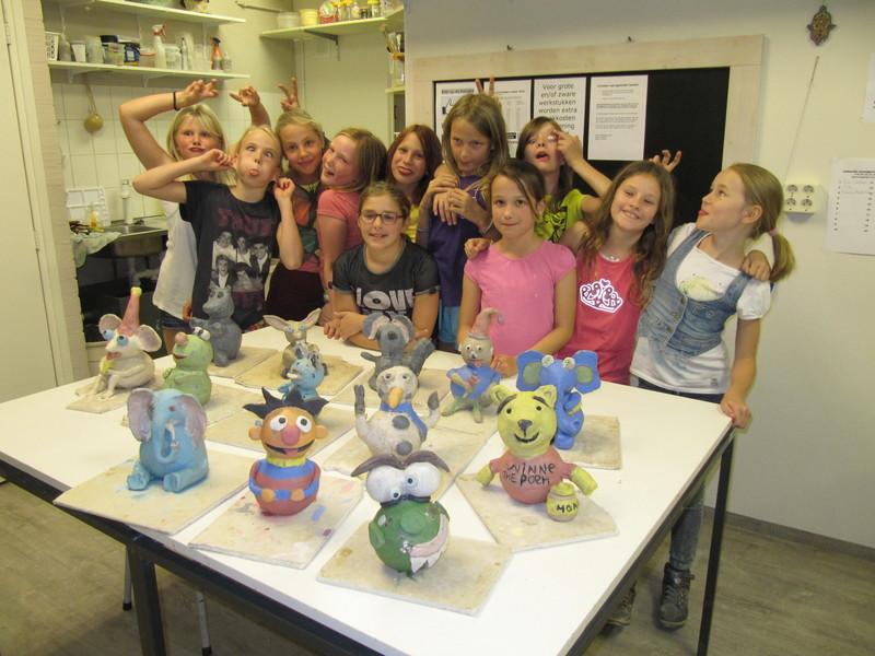 Spaan Kreatief in Cursussen