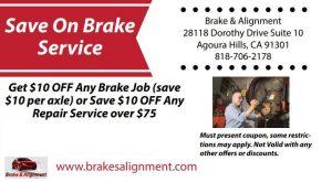 Brake & Alignment image 0