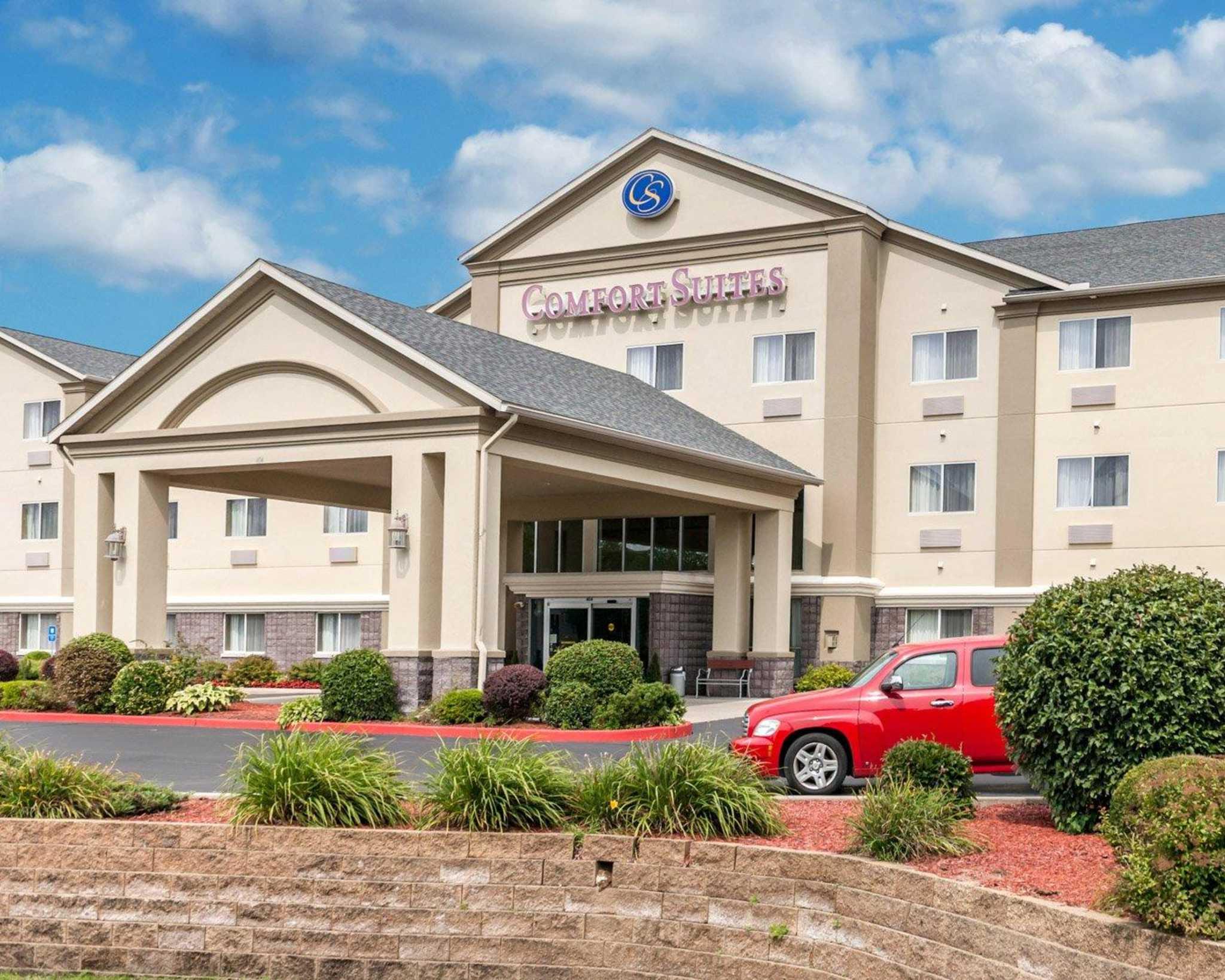 Comfort Suites North in Elkhart, IN, photo #4