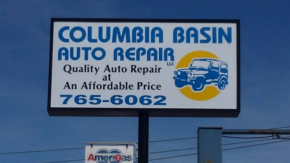 Columbia Basin Auto Repair, LLC image 0