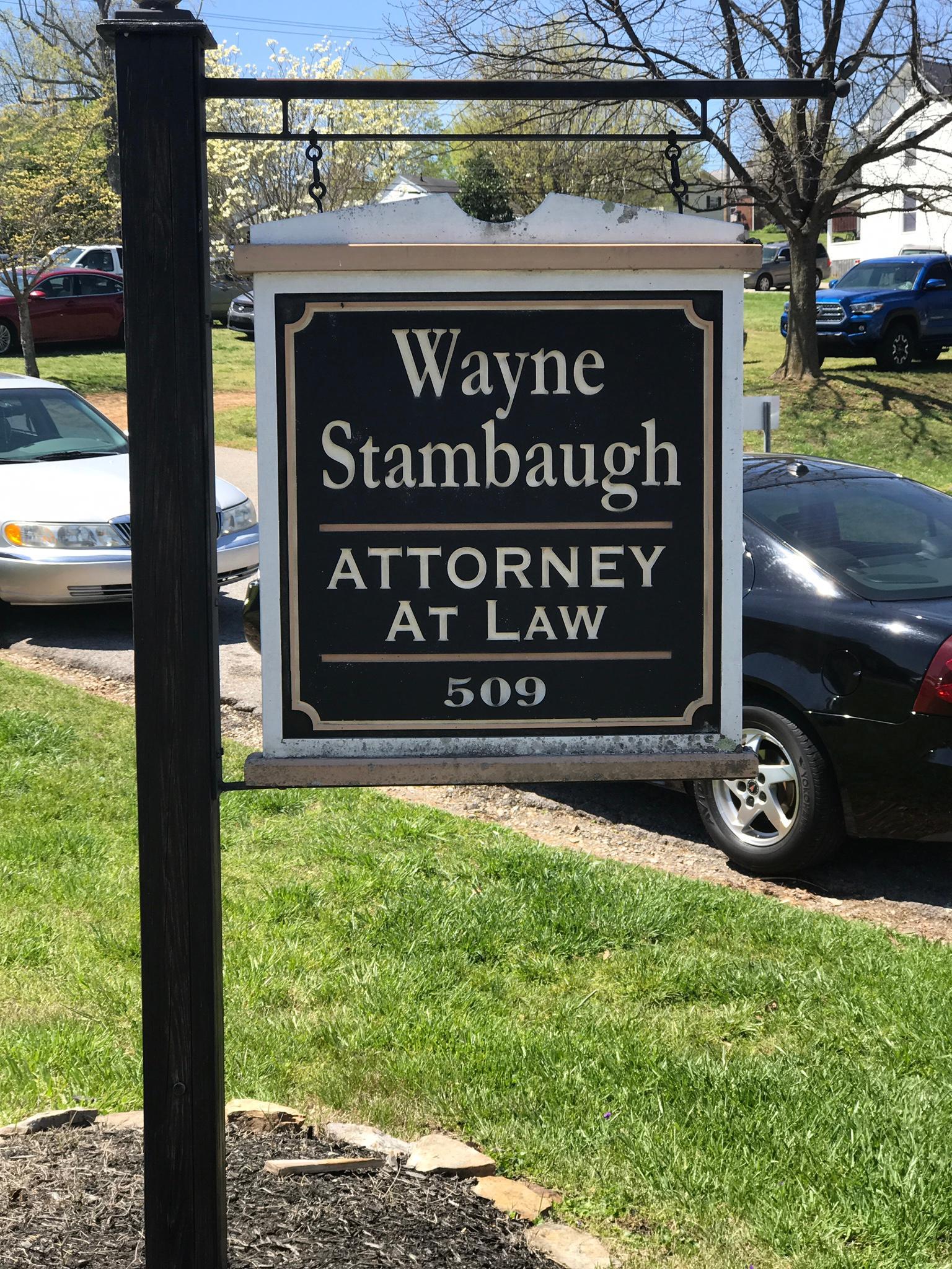 Stambaugh Wayne Attorney At Law image 6