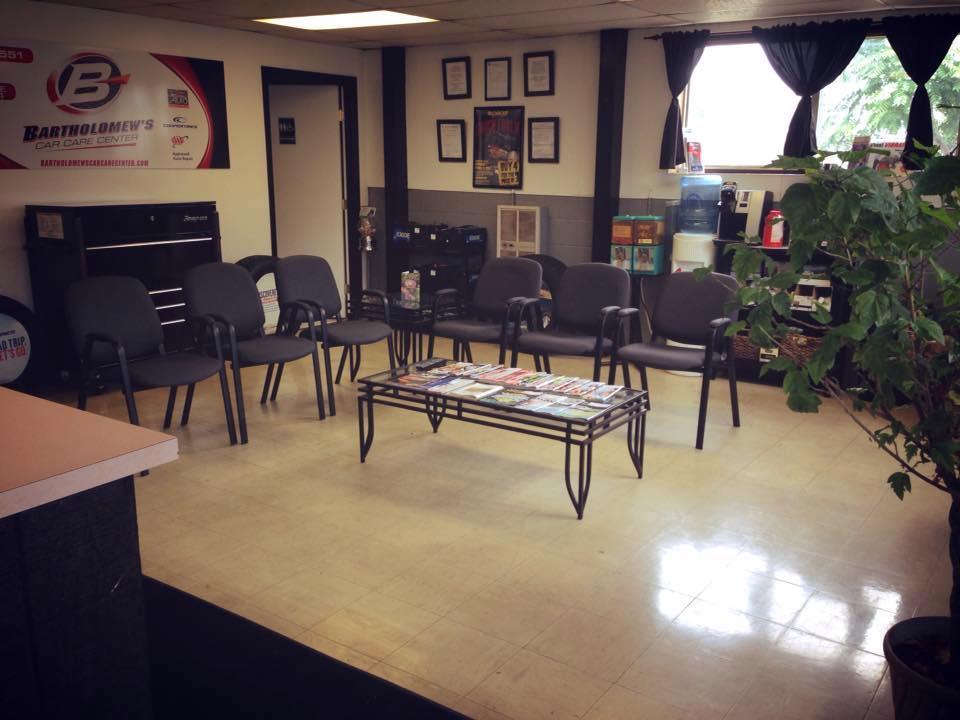 Bartholomew's Car Care Center image 1