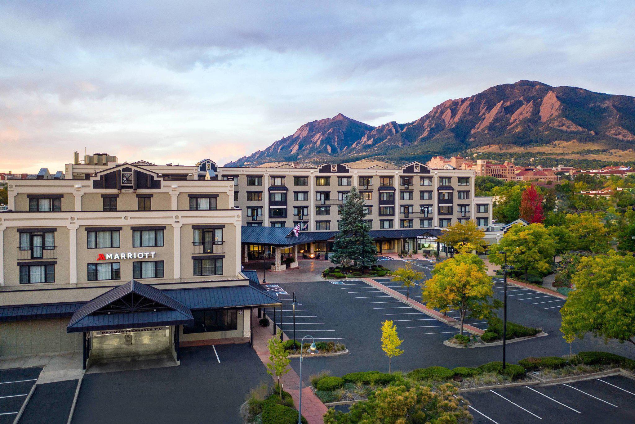 Boulder Marriott Hotel & Spa