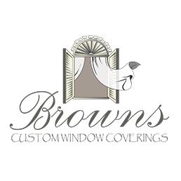 Brown's Custom Window Coverings