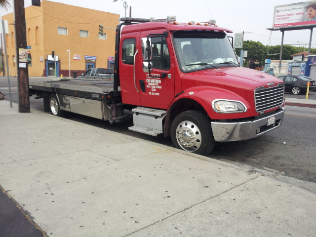 Ruben S Towing