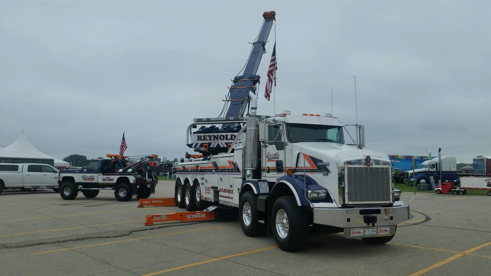 Reynolds Towing Service image 4