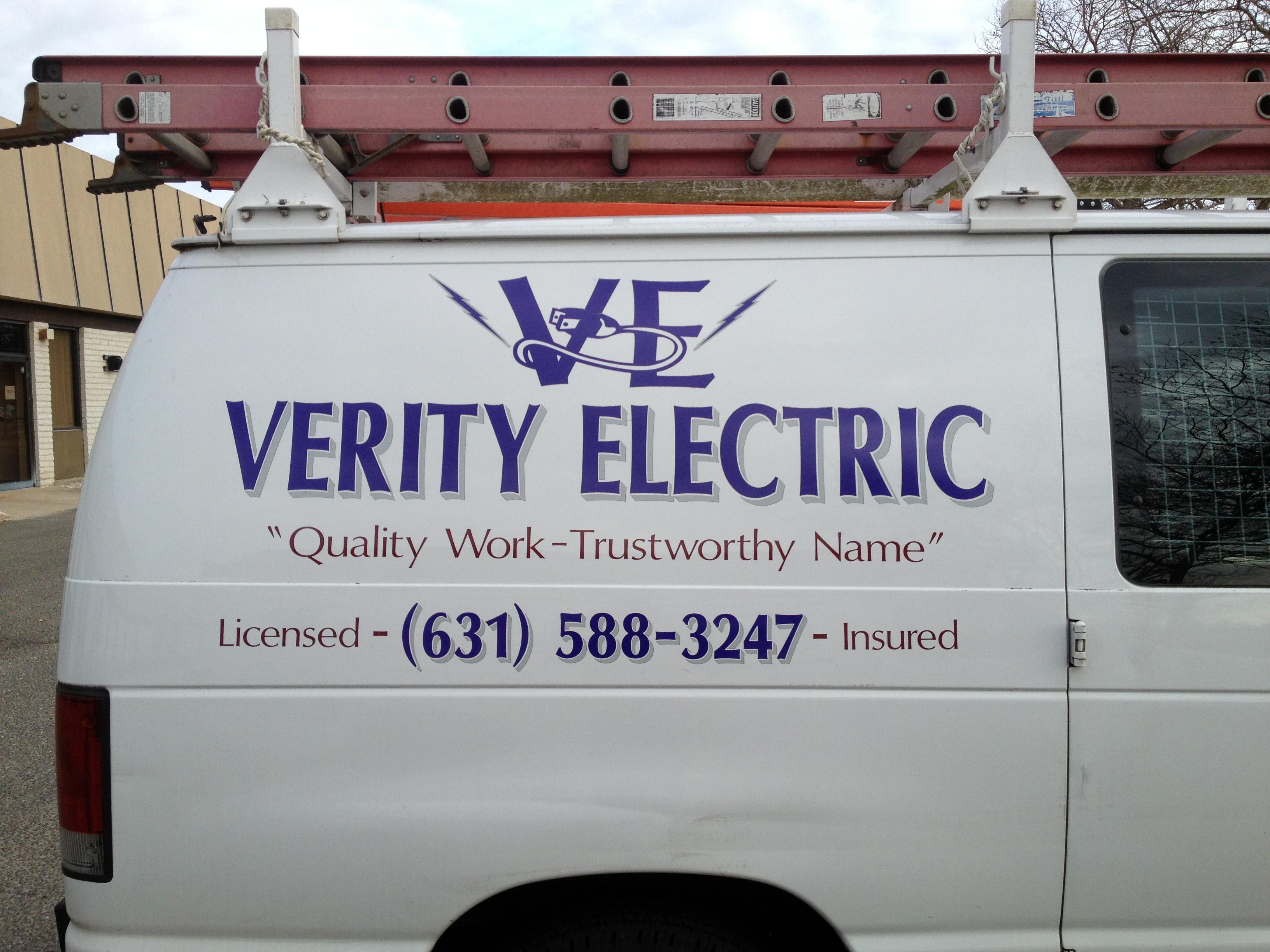 Verity Electric Inc.