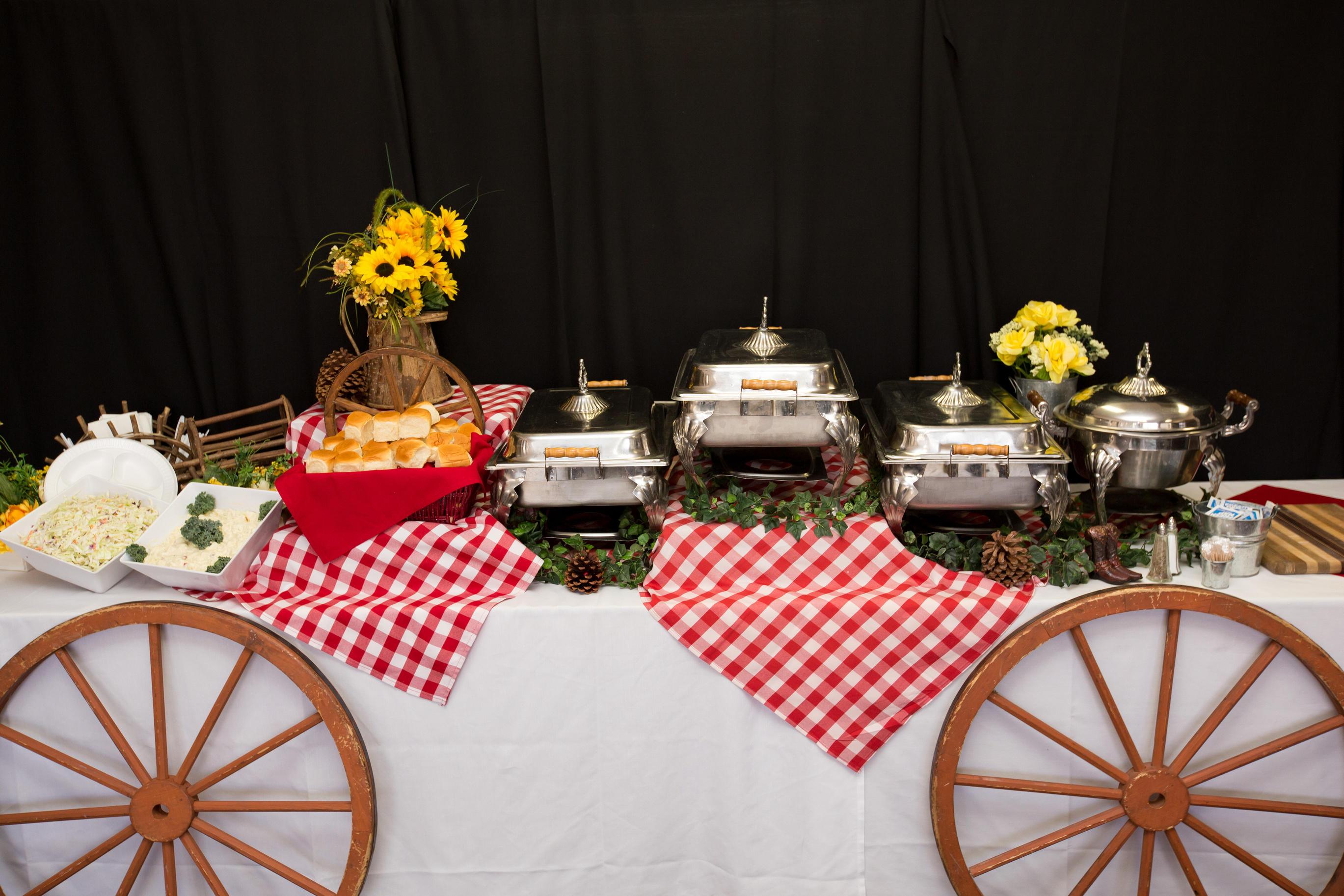 Bekker's Catering image 19