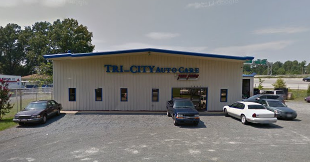 Tri City Auto Care Tire Pros At 1921 Garland Street