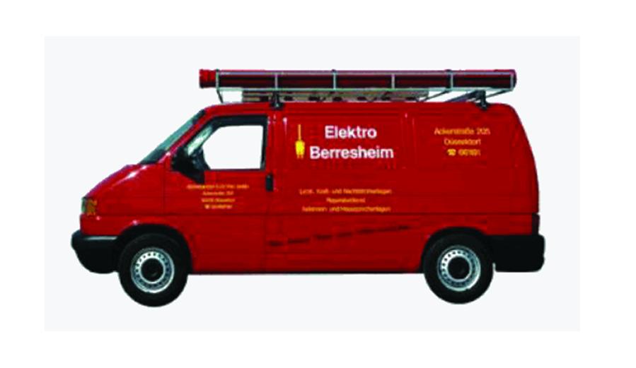 berresheim elektro gmbh allgemeine elektriker d sseldorf deutschland tel 0211661. Black Bedroom Furniture Sets. Home Design Ideas