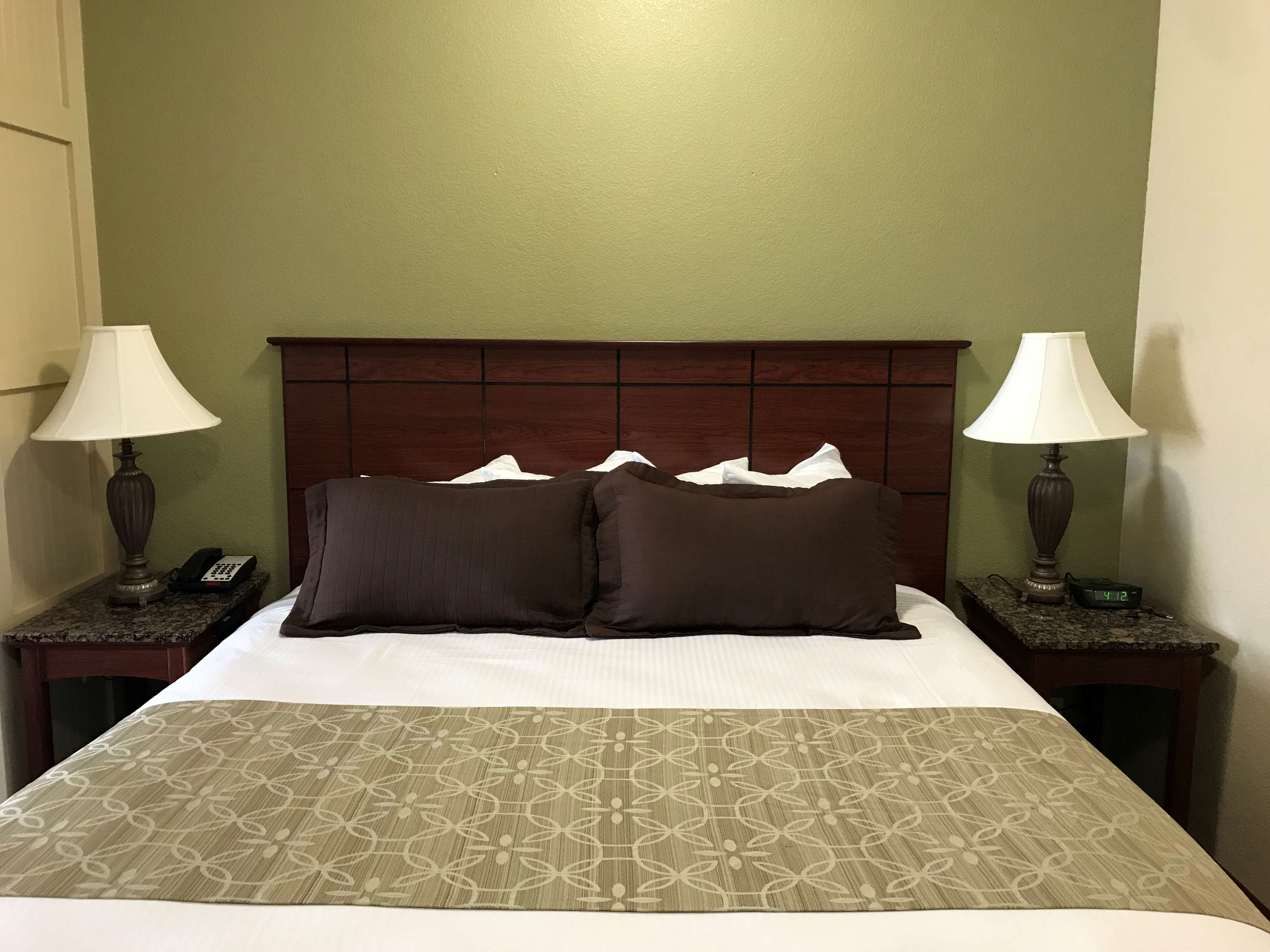 King Bedroom Suite with Sofa Bed