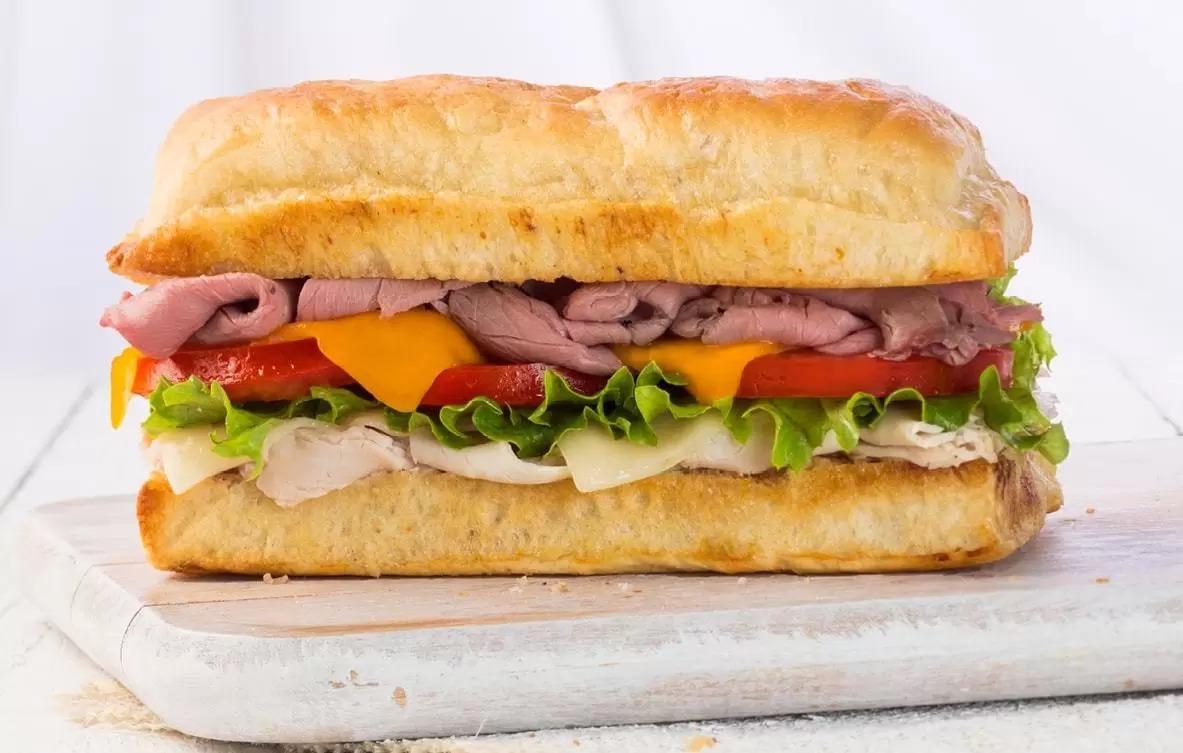The Full Montagu Sandwich