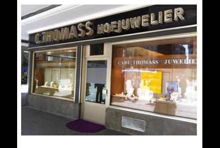 Carl Thomass KG, Marienplatz 1 in München