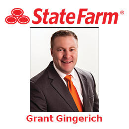 Grant Gingerich - State Farm Insurance Agent