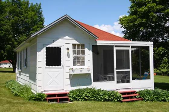 Eden Village Bar Harbor Cottage 7 with 3 rooms