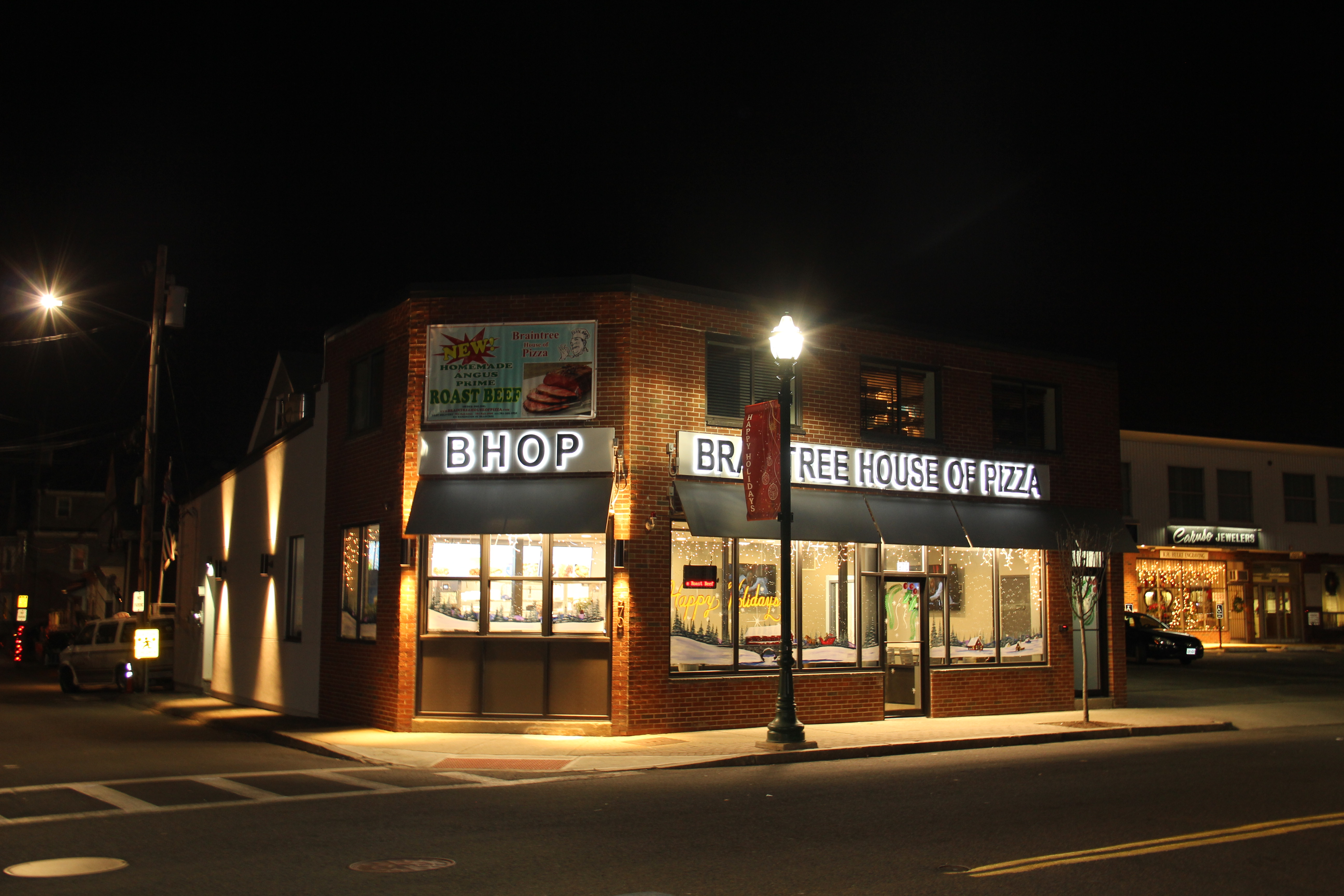 New Restaurants In Braintree Ma