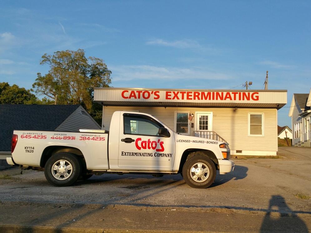 Cato's Exterminating Company image 4