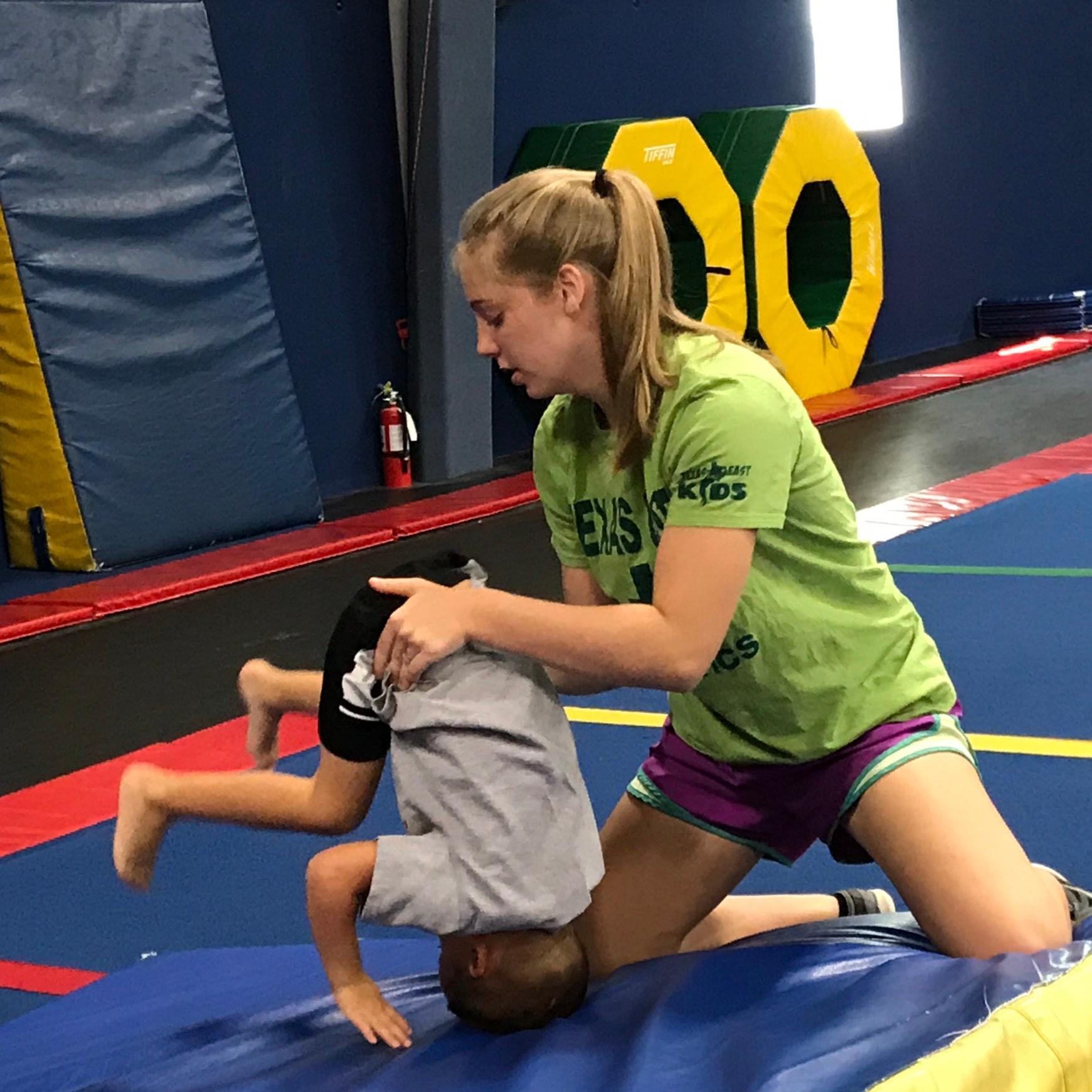 Texas East Gymnastics image 11