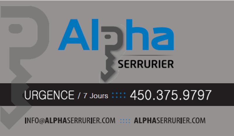 Alpha Serrurier Inc à Granby