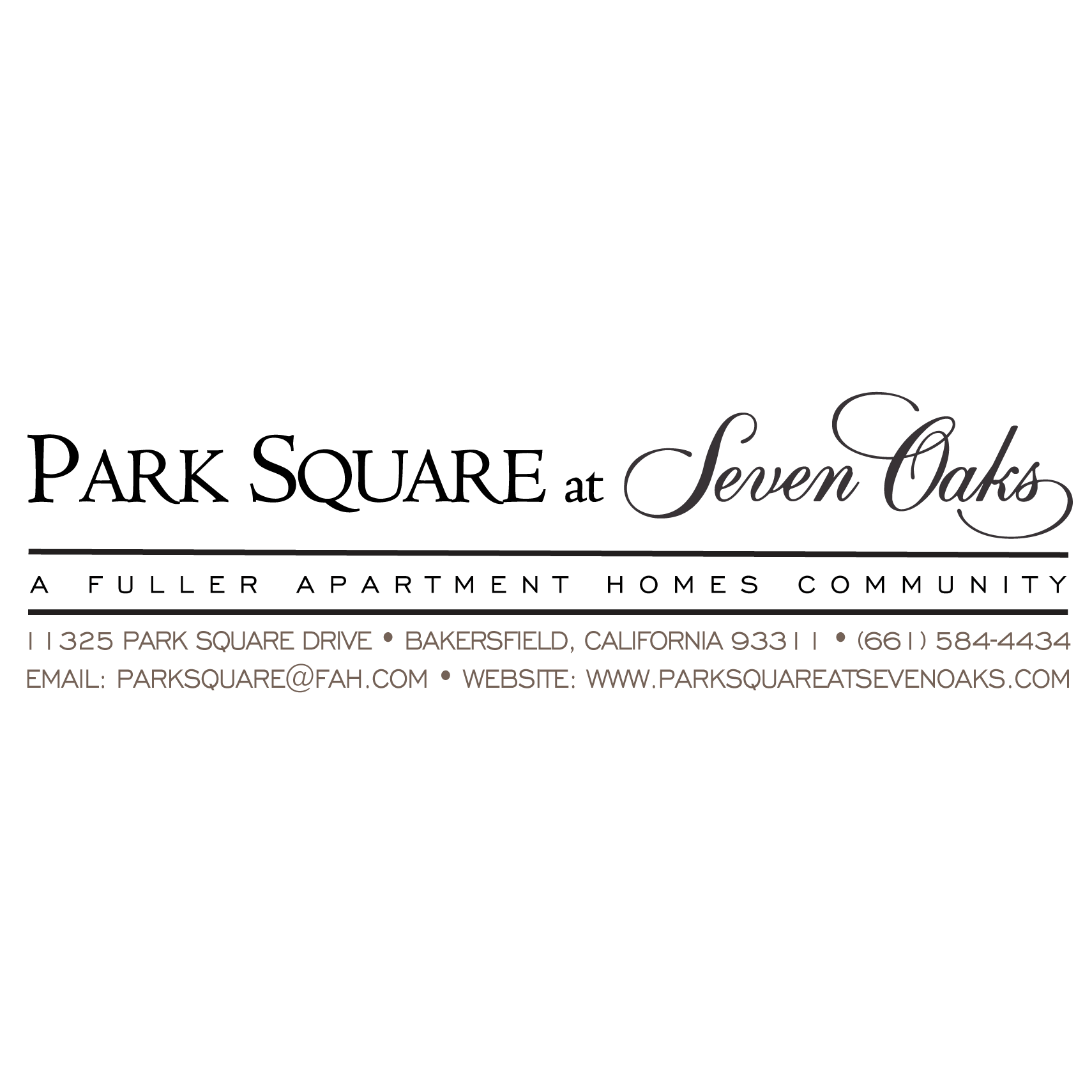 Park Square At Seven Oaks - Bakersfield, CA 93311 - (661)584-4434 | ShowMeLocal.com