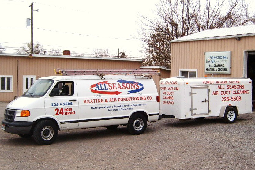 All Seasons Heating & Air Conditioning Co image 0