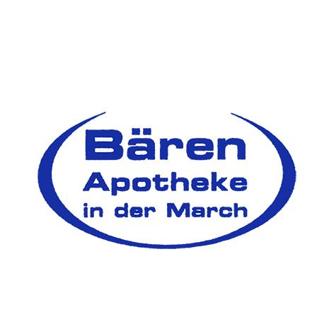 Bärenapotheke in der March in March